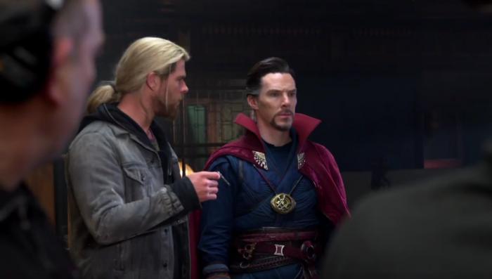 Thor Doctor Strange