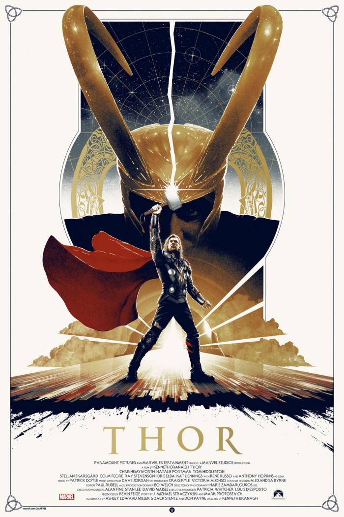 Thor by Matt Ferguson