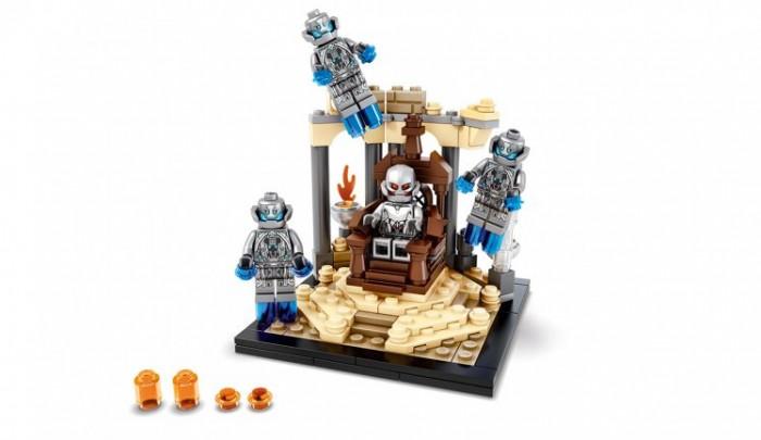 Throne of Ultron Lego