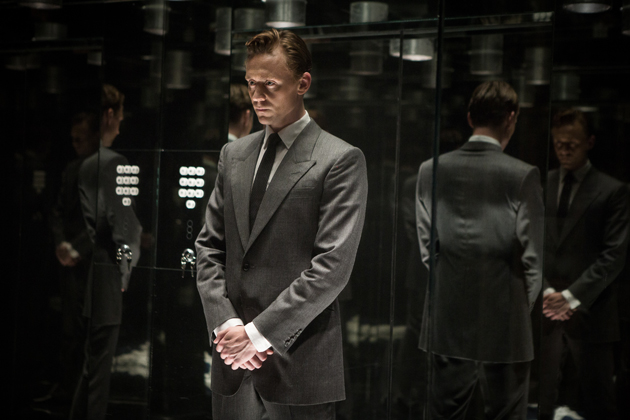 First Look High Rise - Tom Hiddleston