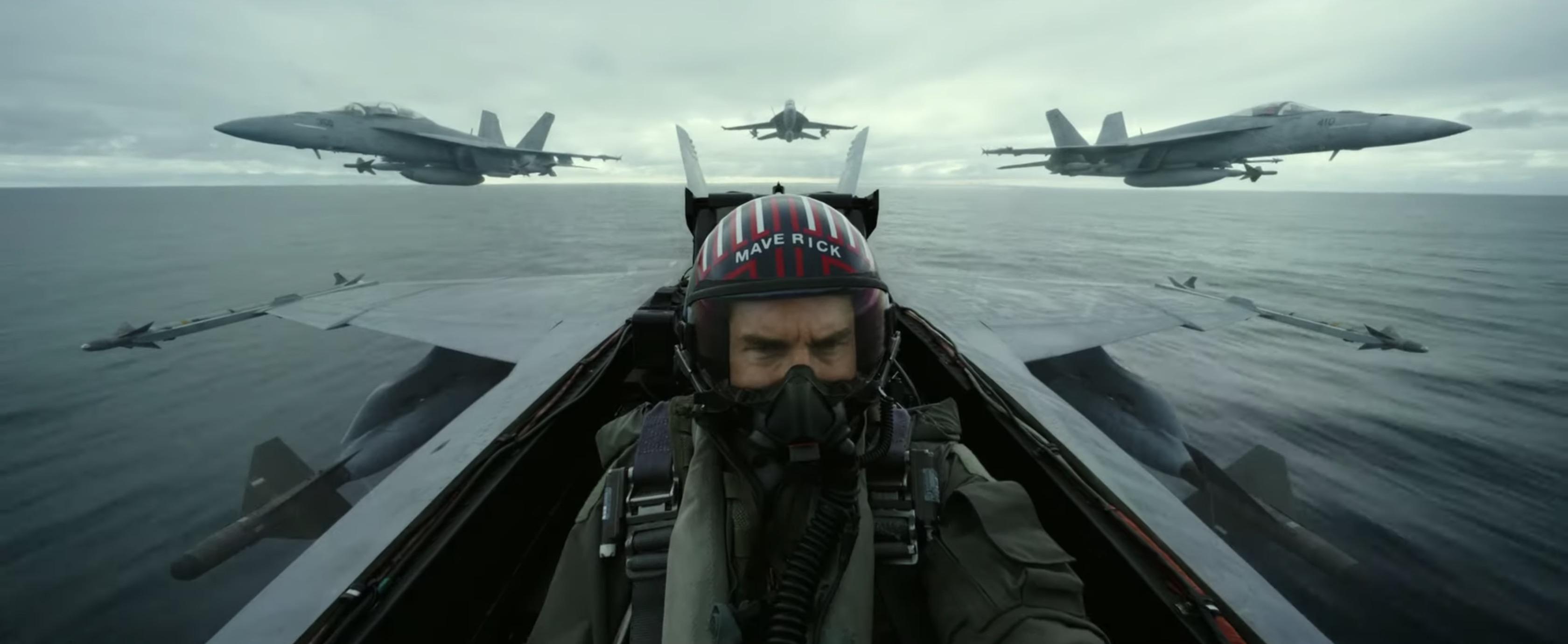 'Top Gun: Maverick' Brings Back Original Co-Editor Chris Lebenzon