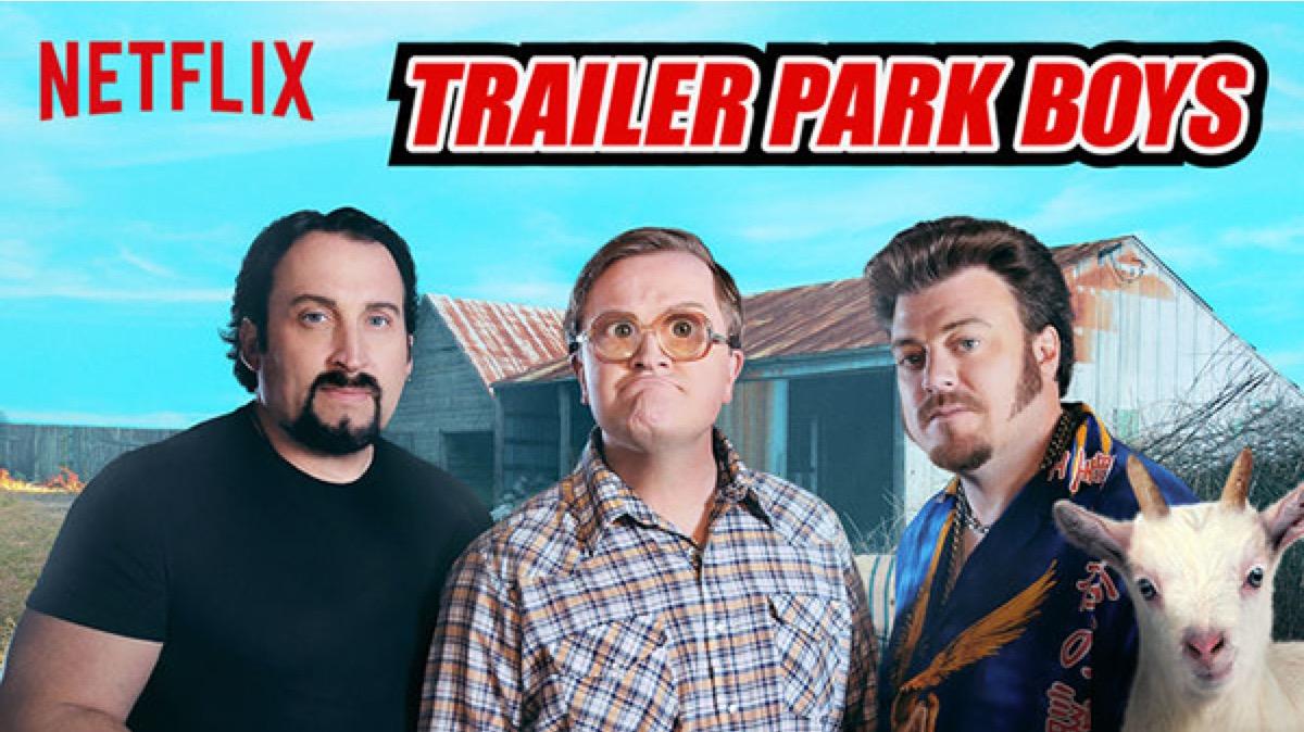trailer park boys stream