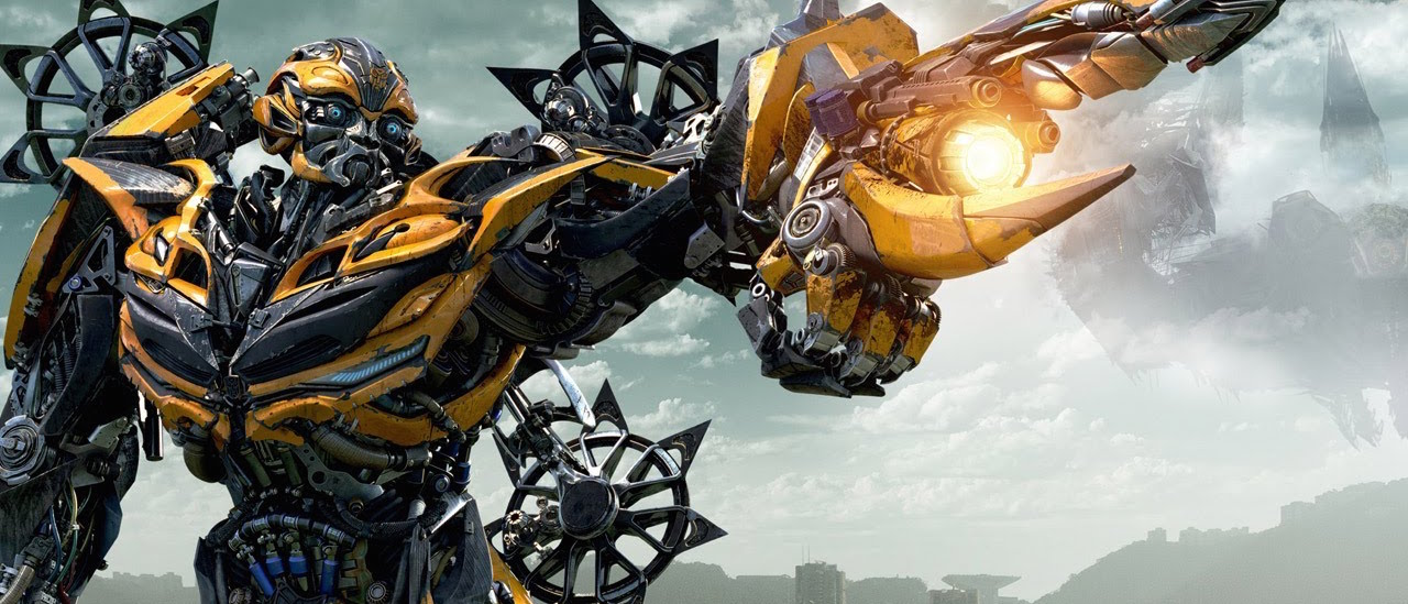 A Transformers Bumblebee Spinoff Is Coming in 2018