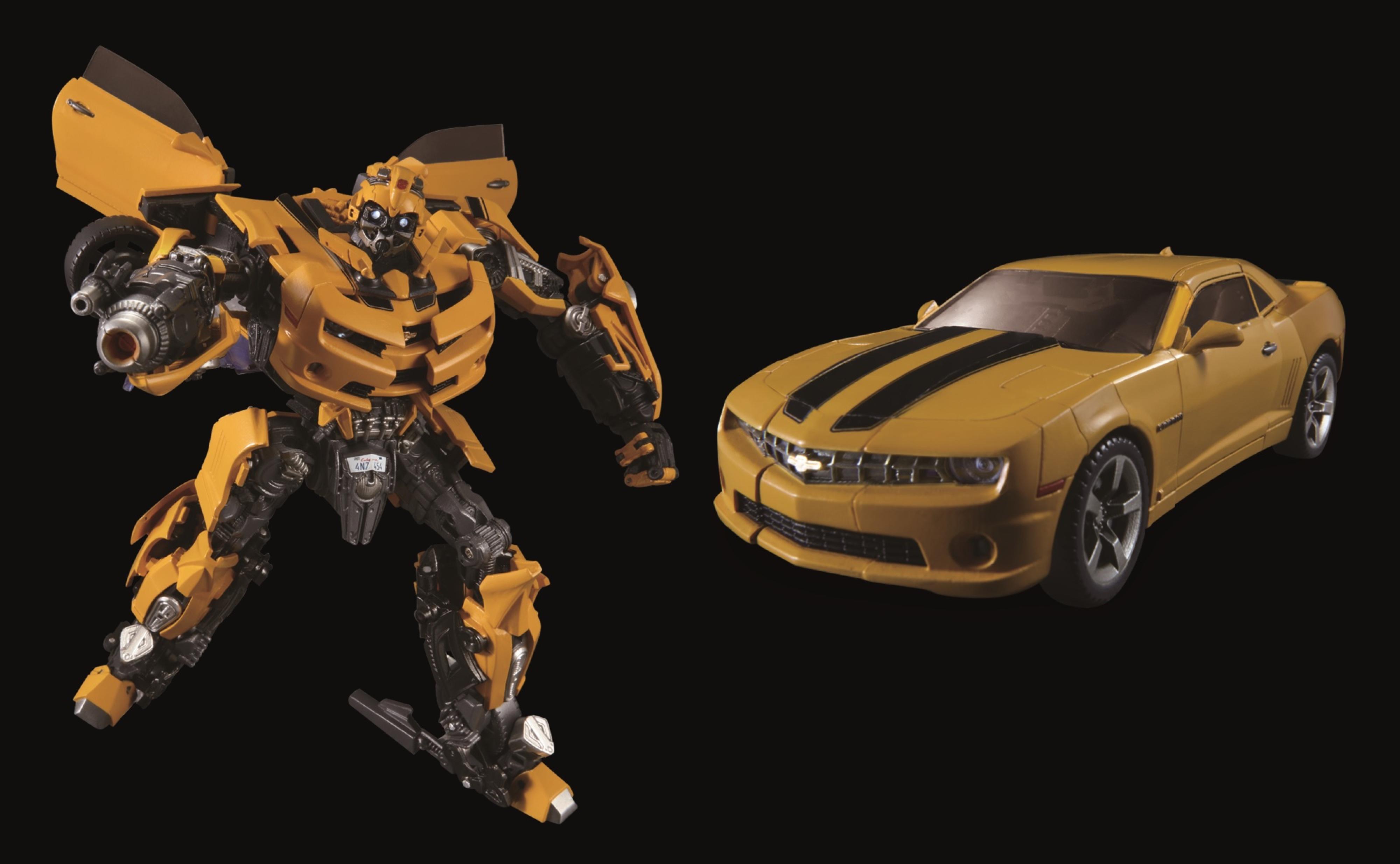 Bumbel Bee Movie: Cool Stuff: Disneyland, Batman, Ratatouille, Transformers