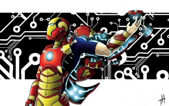 Travis Hymel - Iron Man 3