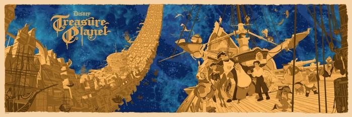 Treasure Planet by Joe Dunn