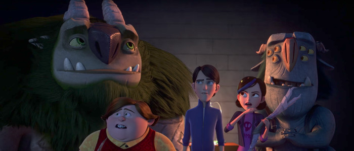 Trollhunters Part 2 trailer