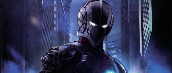 Ultraman Anime Series Coming To Netflix In 2019