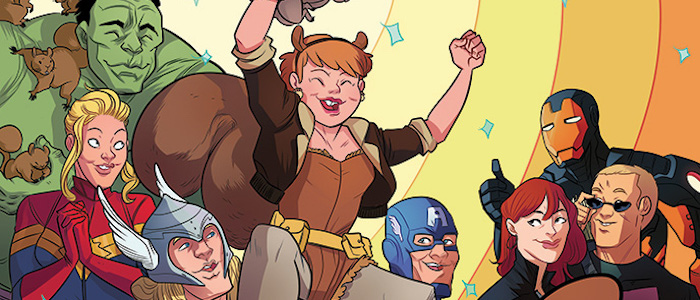 Marvel 2020 movies - Phase Four / Squirrel Girl