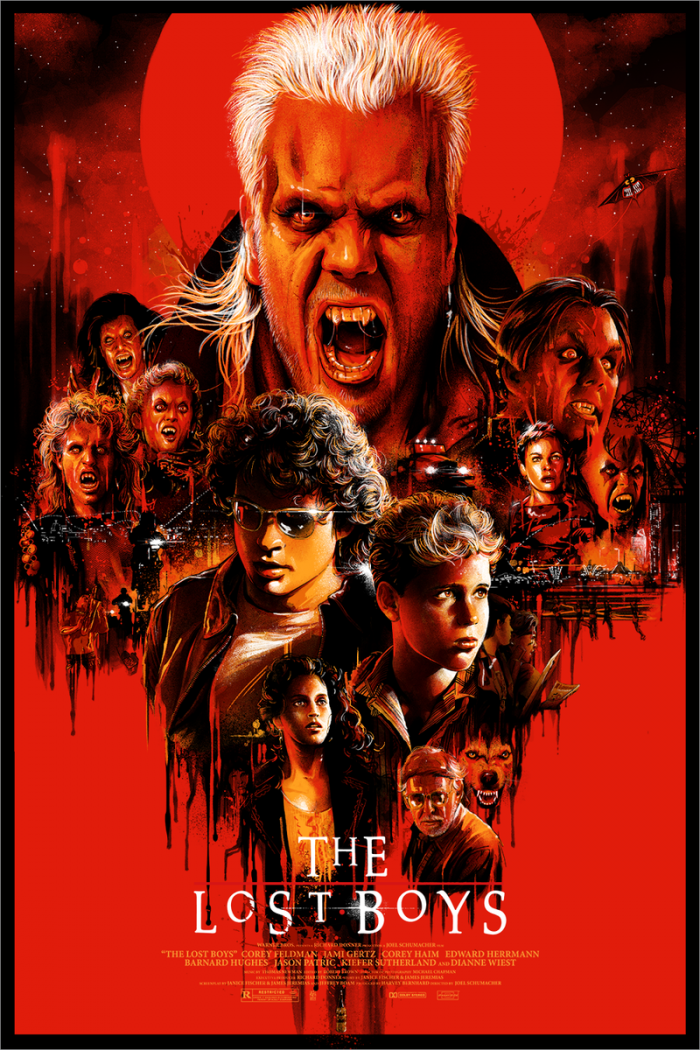 Vance Kelly The Lost Boys