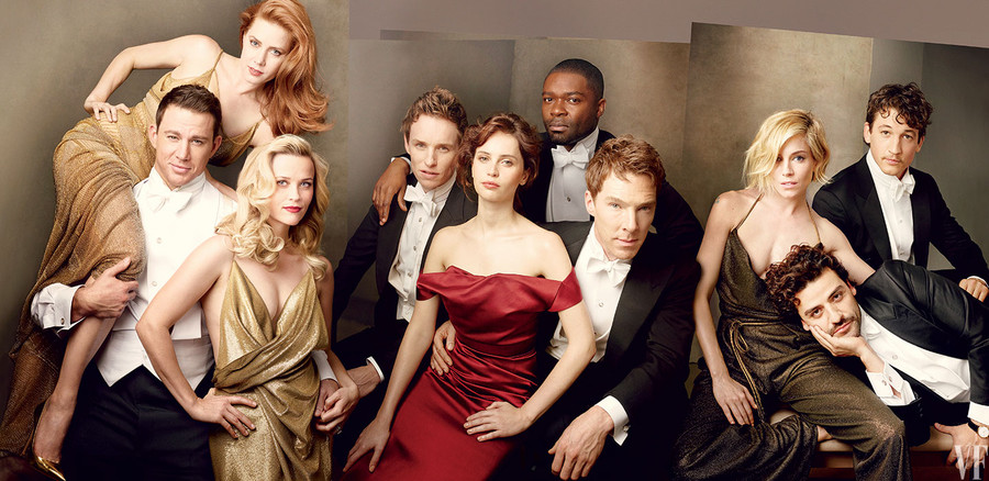 Vanity Fair Hollywood Issue 2015