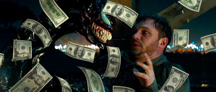 Venom Box Office Tracking Indicates a Record Breaking
