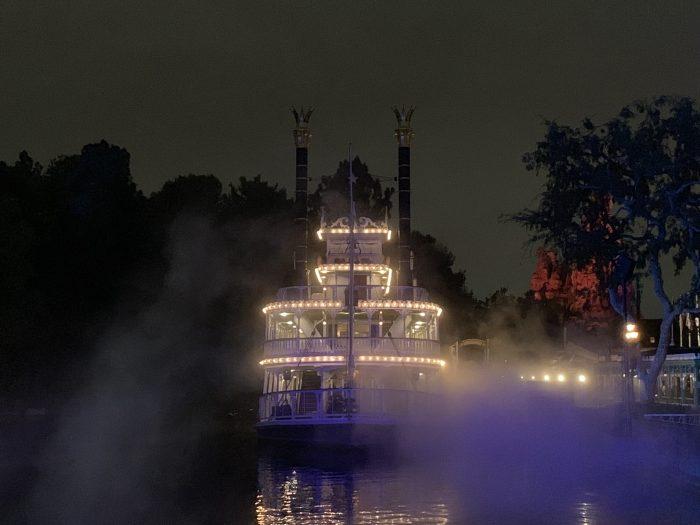 Mark Twain fog