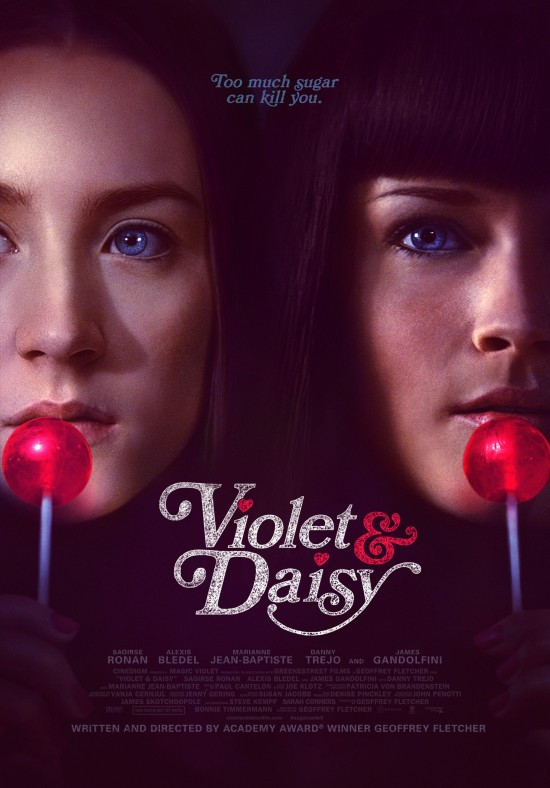 Violet and Daisy Poster
