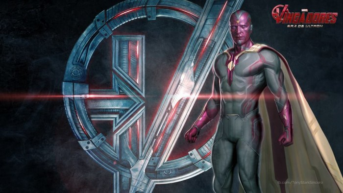 Vision Wallpaper foreign