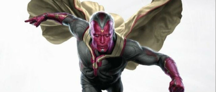 Vision concept Paul Bettany