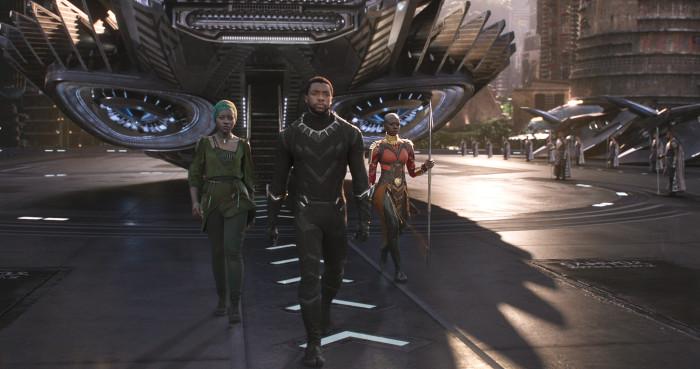 Black Panther Set Visit
