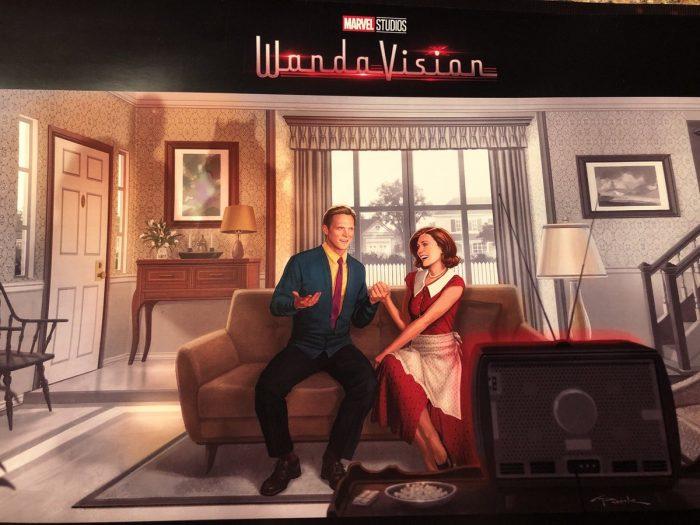 WandaVision poster full