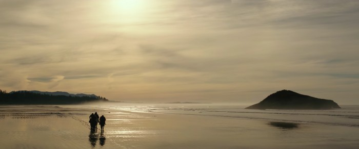 War for the Planet of the Apes beach