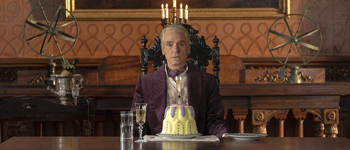 Watchmen Jeremy Irons cake