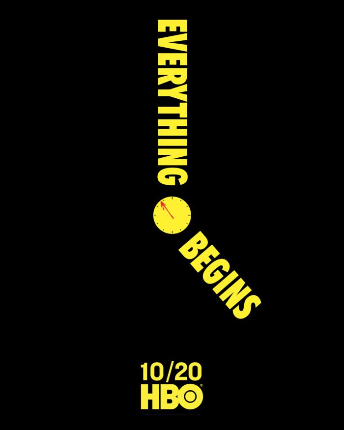 Watchmen date poster