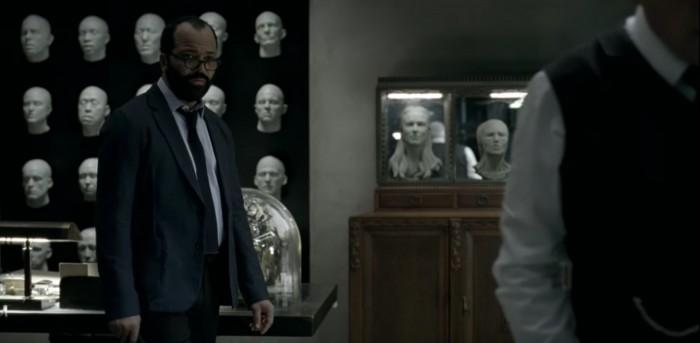 Westworld Episode 9 Trailer bernard and ford