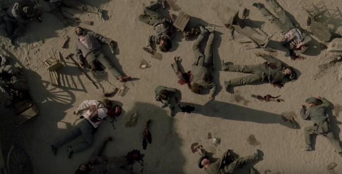 Westworld Episode 9 bloodbath