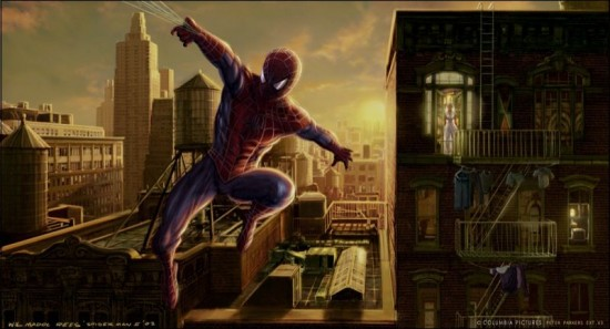 Wil Rees Spider-Man 2