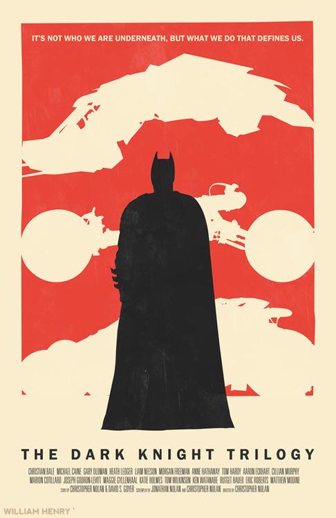 William Henry - Dark Knight Trilogy