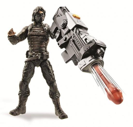 Winter Soldier Toy