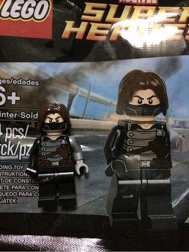 Winter Soldier lego