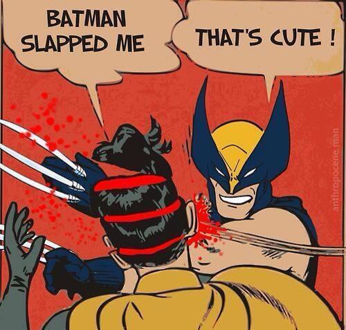 Wolverine Batman