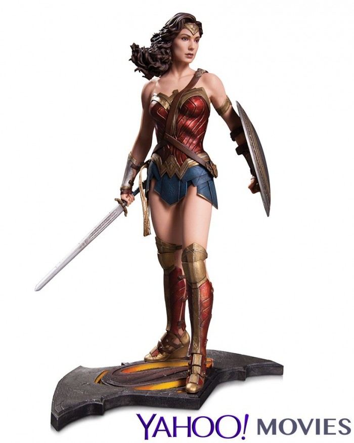 Wonder Woman DC Collectibles statue