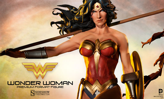 Wonder Woman Sideshow