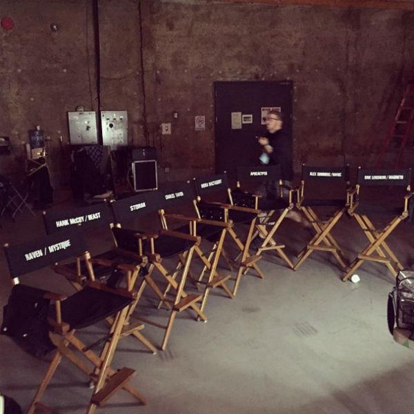 X-Men Apocalypse chairs
