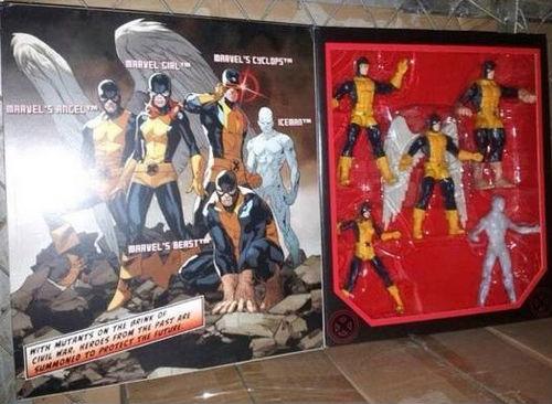 X-Men First Class SDCC