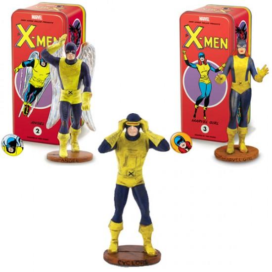 X-Men Statues