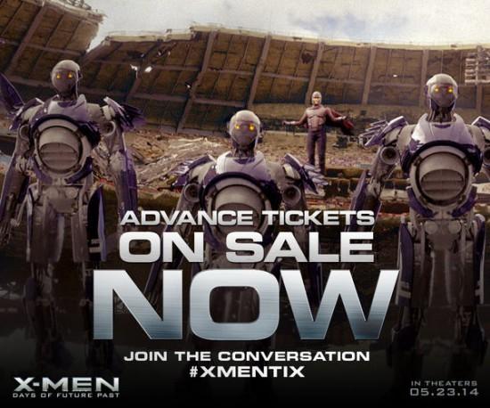 X-Men Tickets
