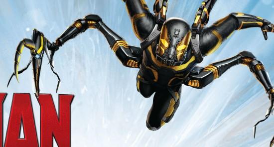 Yellow jacket ant man movie