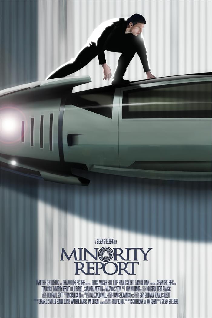 Yvan Quinet Minority Report
