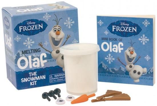 Frozen 'Melting Olaf' Kit
