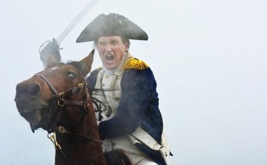 Benedict Arnold joins the fight in 'Turn'