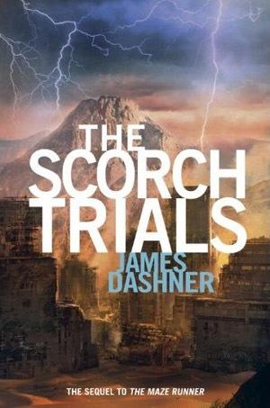The Scorch Trials book cover