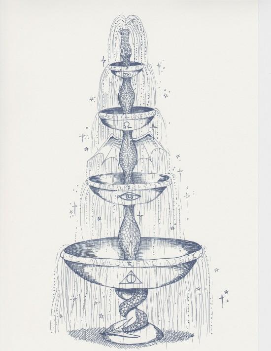 The Fountain of Fair Fortune