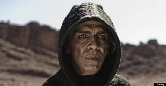 Does THE BIBLE's Satan Look Like Barack Obama