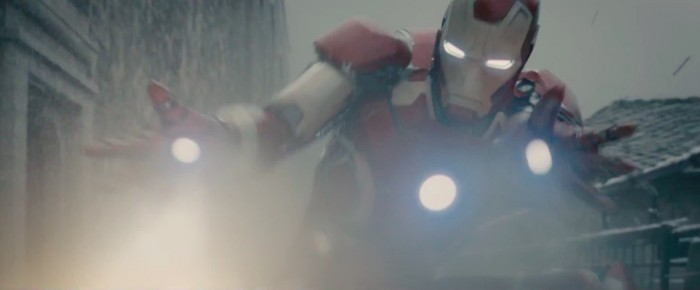 Iron Man in Avengers: Age of Ultron