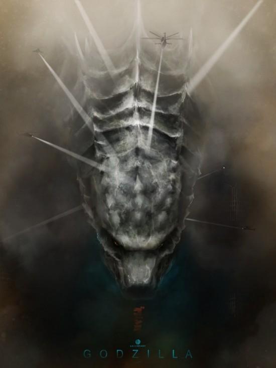 Andy Fairhurst's Godzilla