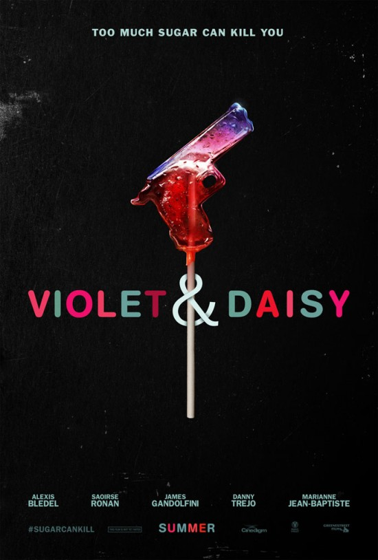 Poster For 'Violet & Daisy'