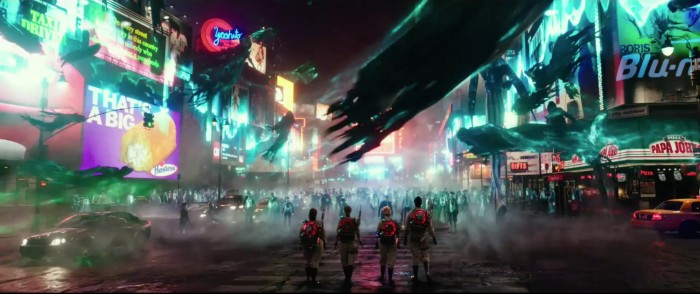 ghostbusters city