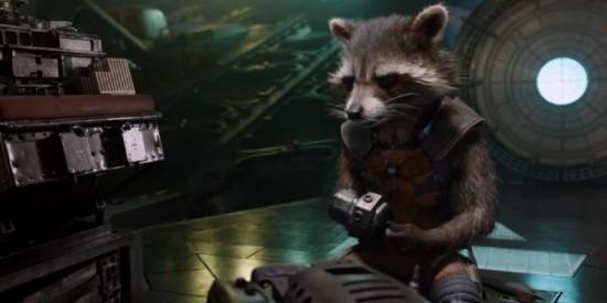 Rocket Raccoon's Backstory